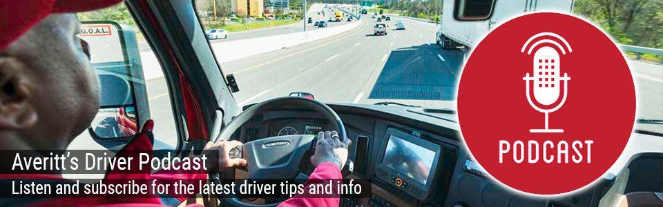 Averitt driver podcast